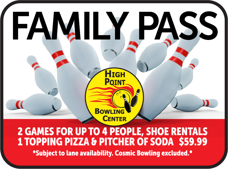 Family Pass Special